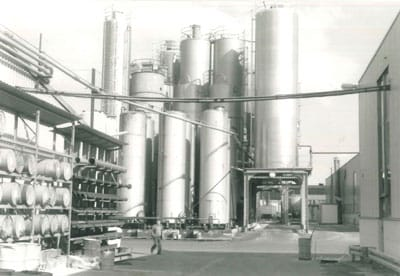 Plant 1 in 1981.